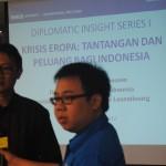 Duta Besar Arif Havas Oegroseno diwawancara oleh BinusTV