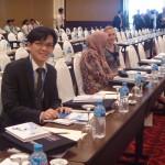 Dr Alexander Chandra,  Regional Coordinator for TKN Southeast Asia