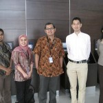 Faculty Member IR bersama Prof. Kimura