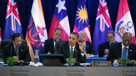 Trans Pacific-Partnership untuk Siapa?