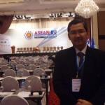 Tirta Mursitama PhD, BINUS Trade Specialist Indonesia