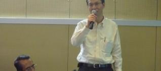 Mr. Peter Wey dari Taiepei Economic and Trade Office (TETO)