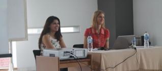 Dr. Hussain dan Dr. Koerner dalam the Third IR Lecture Series