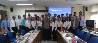 Dr Tirta bersama Peserta Sekdilu 37 Kelas A
