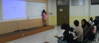 presentasi ide dari mahasiswa