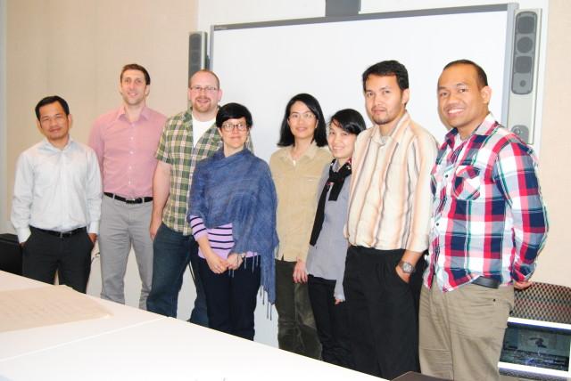 foto peserta workshop dan pembicara