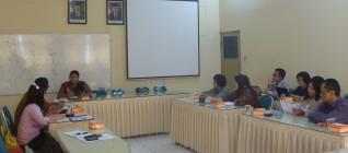 Focus Group Discussion bersama HI UNISRI Solo 22 April 2013