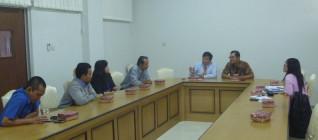 Focus Group Discussion bersama HI UNS 23 April 2013
