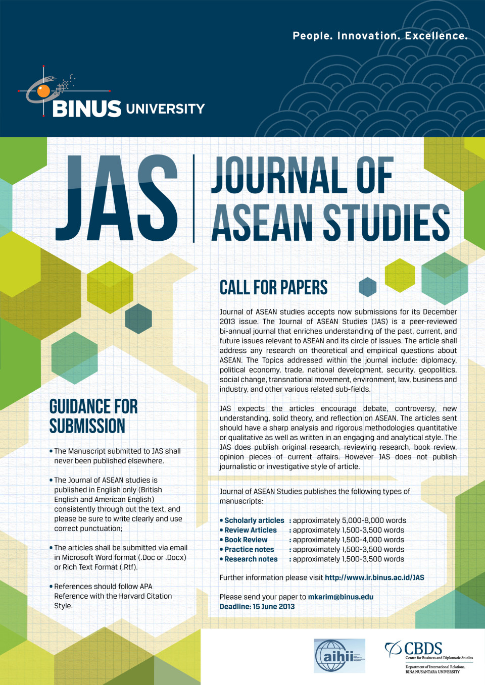 Media research journals call for papers