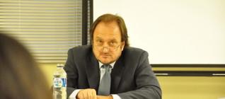 Michele Zaccheo (Director of the UNIC Jakarta)