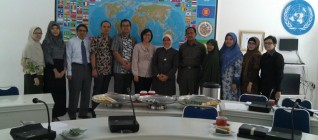 Tirta Mursitama dalam Workshop Kurikulum HI UBL