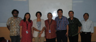 Faculty Member from Faculty of Humanities and Valeria Virgilio