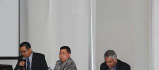 Suasana Sesi pertama ICOBIRD 2013