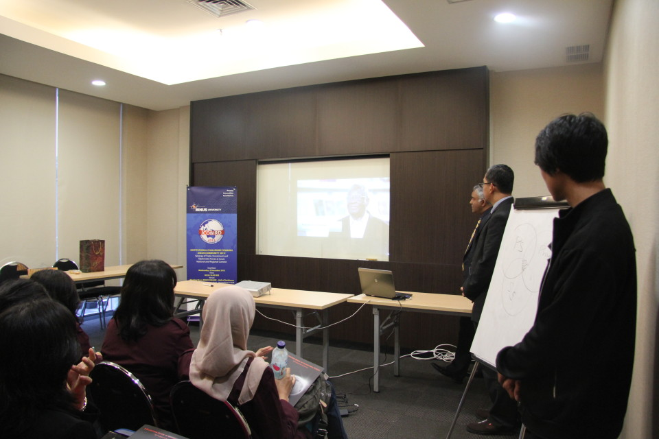 RSIS NTU Menawarkan Beasiswa kepada Mahasiswa HI Binus