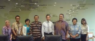 Kunjungan Perwakilan Kedutaan Besar Amerika Serikat di Jakarta ke HI Binus
