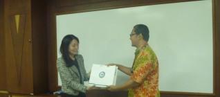 Ms. Yuni Kang, Manager, Office of International Cooperation, Hanyang University (Korea Selatan, 25022014) - Copy