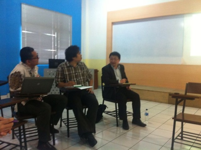 Atmosphere of the discussion