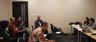 Atmosphere on the Conference Room