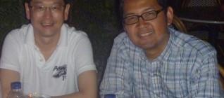 Prof Shigeru Asaba (Waseda Business School) Tokyo Japan and Tirta Mursitama