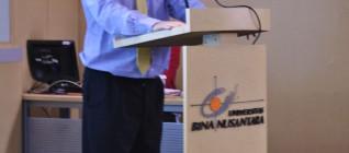 Prof. Ron Matthews dalam the 8th IR Lecture Series