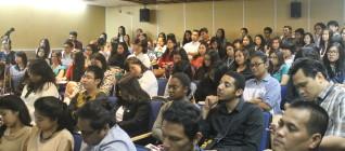 Suasana kuliah Umum the 7th IR Lecture Series