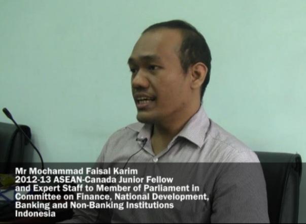 Wawancara Dosen HI Binus dalam ASEAN Canada Research Partnership Proram