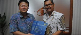 Pemberian Volume Pertama Journal of ASEAN Studies