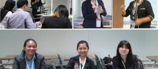 Khairunisa Kinasih, Natachia Suhendra, dan Nova Joanita, HI BINUS 2016