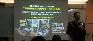 Mayor Agus Yudhoyono memberikan penjelasan mengenai evolusi perkembangan teknologi