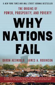 Melacak Akar Kesejahteraan: Review Buku Why Nations Fail