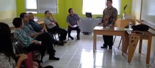 Dr. Guido Benny in Kijang Initiative