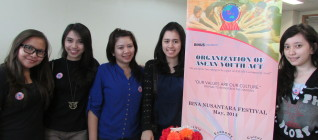ASEAN Youth Act, Salah satu proyek mahasiswa HI BINUS