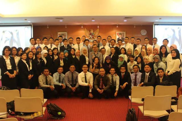 Tirta Mursitama Ph.D dalam Pembekalan Calon Diplomat Sekolah Kedinasan Luar Negeri 38