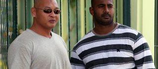 Dua Terpidana Mati Penyeludup Narkoba, Andrew Chan dan Myuran Sukumaran