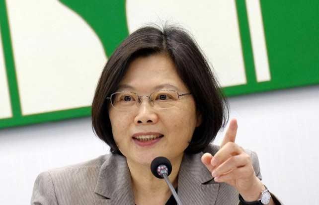 Presiden Tsai Ing Wen (metropolitan.id)