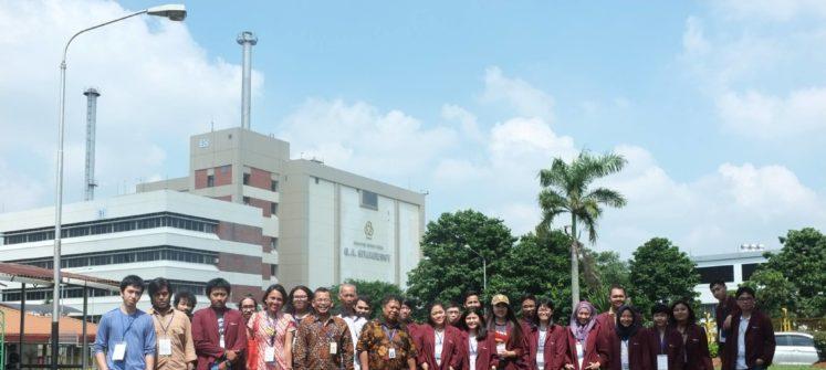 Mengenalkan Mahasiswa Kepada Iptek Nuklir di BATAN Serpong