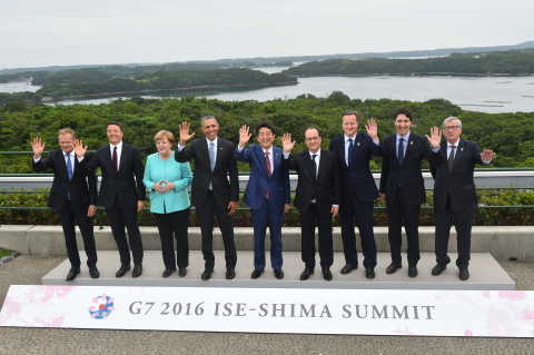Japan Hosts 42nd Annual G7 Summit Ise-Shima