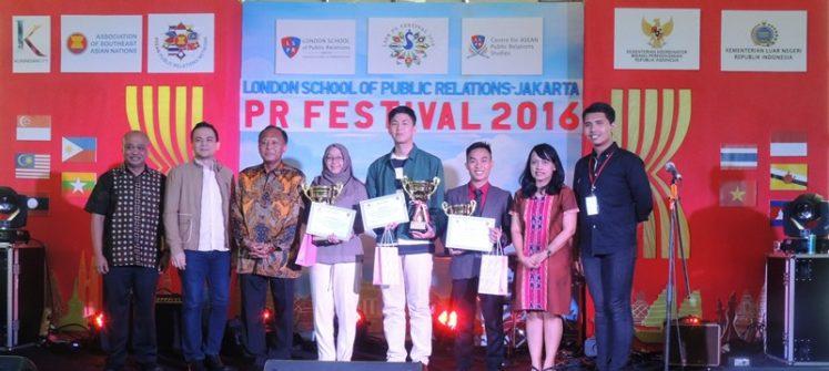 Mahasiswi HI Binus Meraih Prestasi dalam Kompetisi Bahasa Inggris