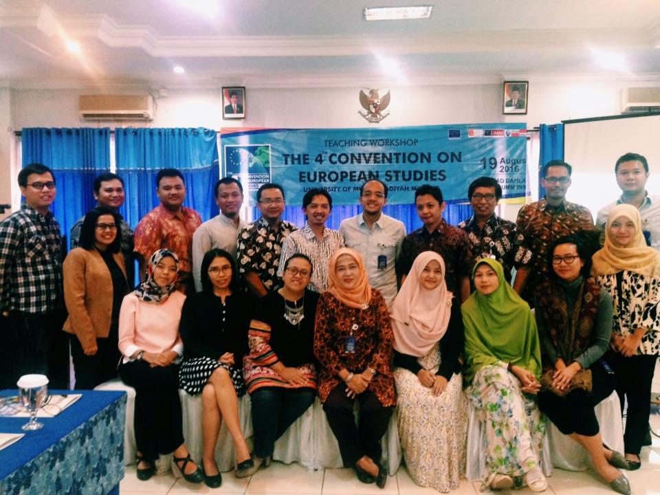 KIKE Meeting in Malang - August 2016