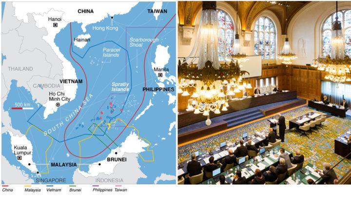PCA South China Sea