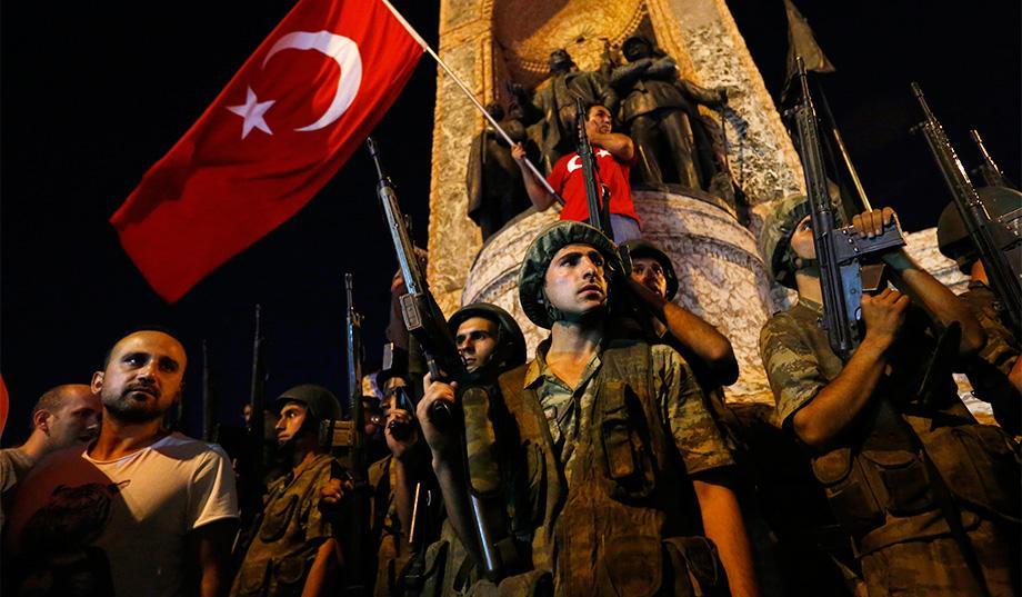 Turkey Coup Failure bad