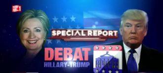 Ketua Jurusan HI Binus Berdialog tentang Debat Hillary-Trump