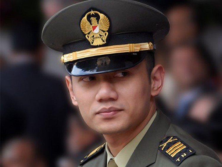 Maj. Agus Harimurti Yudhoyono (Antara_Widodo S. Jusuf)