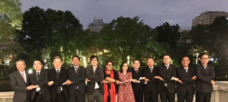Dosen HI Binus Berpartisipasi dalam Taiwan-ASEAN Dialogue