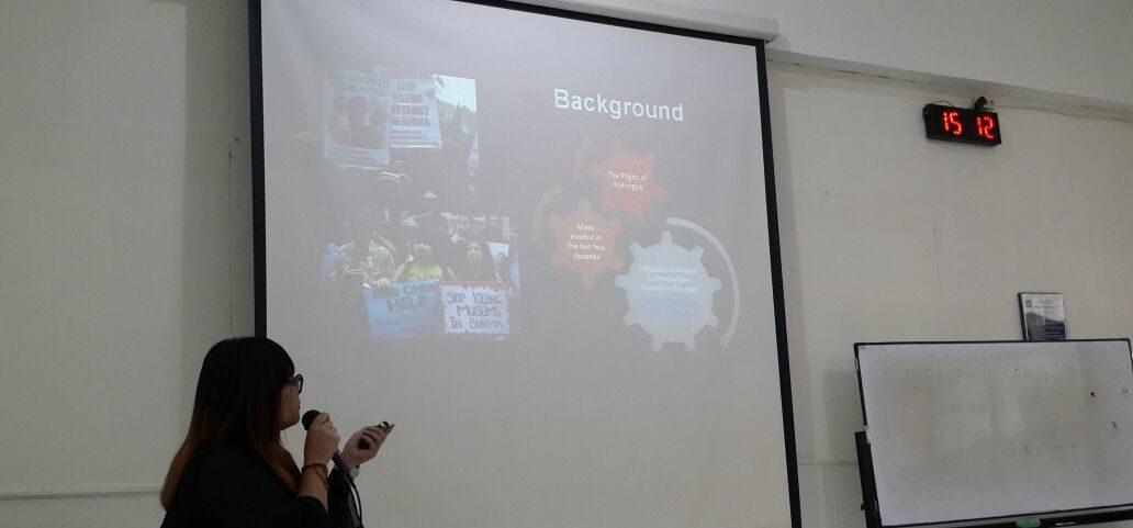 Kartika, Sang Kartini Muda dari Binus University dalam Pilmapres 2017