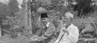 50 Years of ASEAN Dealing with Major Powers: Indonesia's Perspective