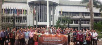 Dosen HI Binus Mengikuti Kursus Dasar Hukum Humaniter Internasional
