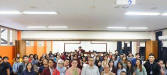 [Public Lecture-Coventry University, UK] Going International – Students Life and Culture in UK