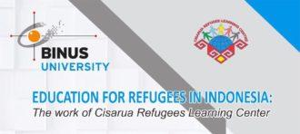 Research Showcase untuk Mahasiswa HI Binus 2018