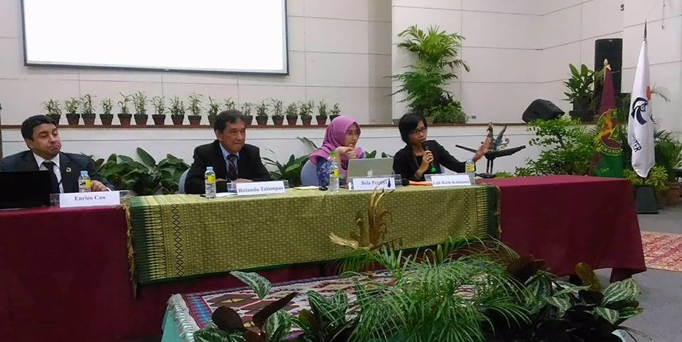 Kuliah Tamu dari Duta Besar Iran: 'Iran at the Glance: Politic, Economy and Culture'